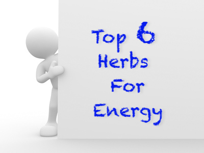 6 Herbs Energy