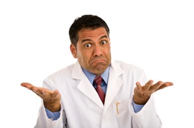 Doctor Shrug