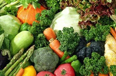 Vegetables Fiber